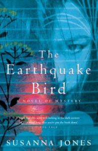 Susanna Jones - The Earthquake Bird