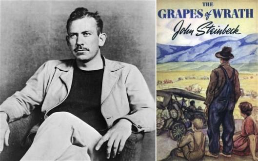 John Steinbeck, Grapes